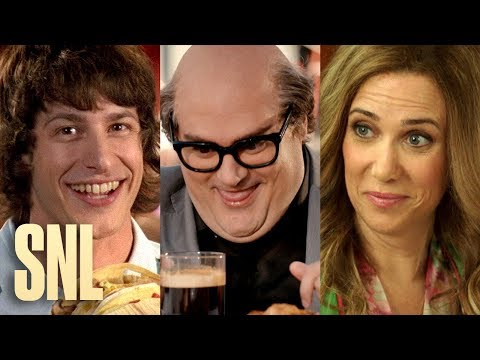 SNL Commercial Parodies: Food