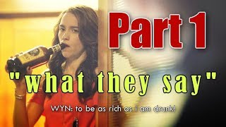 WYNONNA EARP What They Say Pt 1