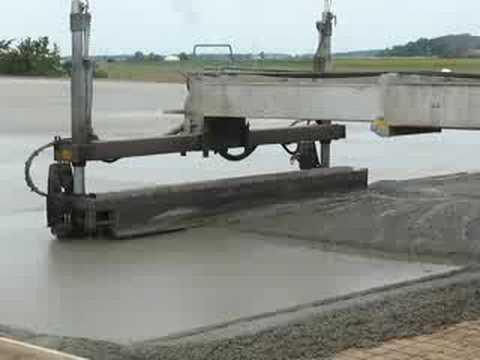 Modern Concrete Pouring