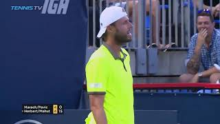 Funniest ATP Doubles Moments and Fails!