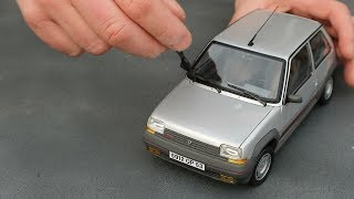 1:18 Renault 5 SuperCinq GT Turbo '85 - Norev