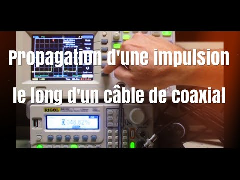 PC/PSI Propagation D'une Impulsion Dans Un Câble Coaxial
