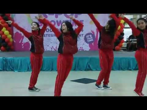VOLUME covering CRAYON POP Dancing Queen 2.0, Bing Bing, 빠빠빠, Everybody - NYE DAY 181014
