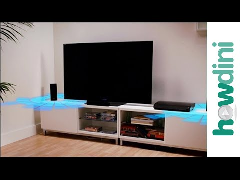 wireless home sound system. how to setup a wireless home theater and surround sound system m