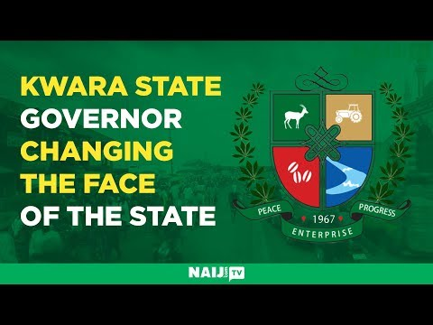 How Kwara state governor is changing the face of the state