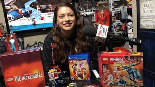 LEGO Los Increíbles WB GAMES Latino ★ juegos juguetes y coleccionables ★