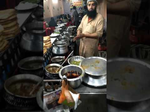 Bhopal's fomas Ghazala hotel at chatori gali