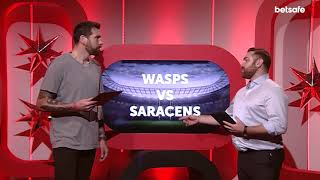 Aviva Premiership Wasps v Saracens Preview