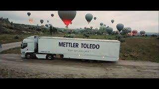METTLER TOLEDO showcases its laboratory instruments and balances on a roadtrip across Turkey