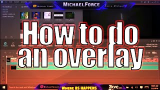 How to do an Overlay/PIP (Video over Video)-Wondershare Filmora Tutorials