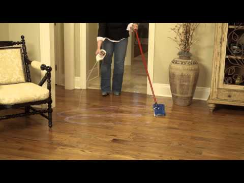 How To Clean Wood, Laminate & Stone Floors.