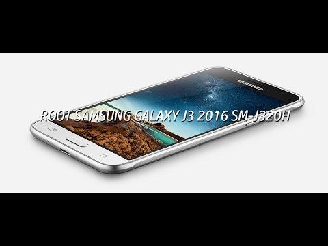 root samsung galaxy j3 2016 J320H very easy
