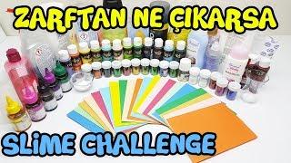 Video Zarftan Ne Çıkarsa Slime Challenge - Eğlence Dolu Slime Yarışması download MP3, 3GP, MP4, WEBM, AVI, FLV November 2017