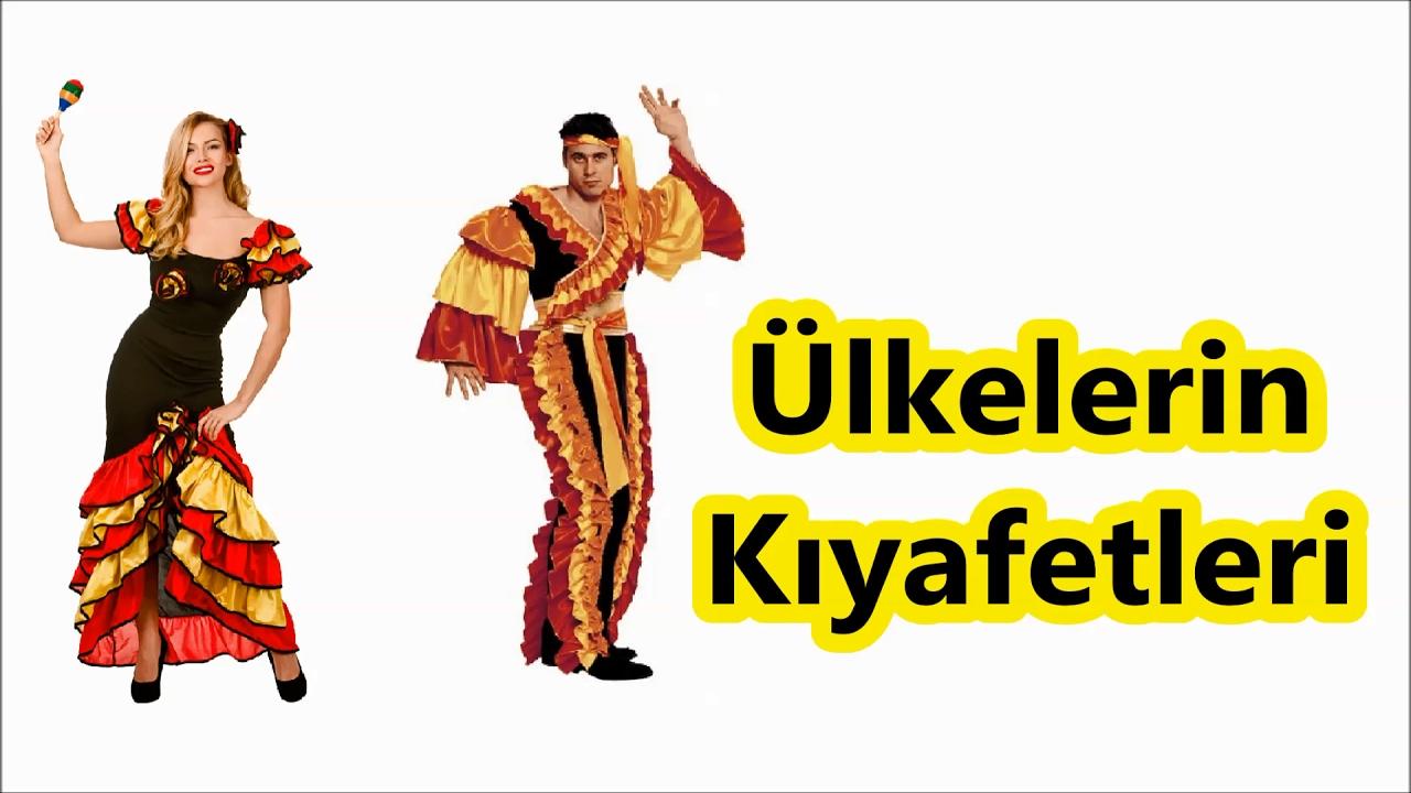 Ukrayna kıyafetleri ve ana farklılıkları