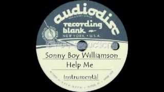 Sonny Williamson - Help Me - Instrumental