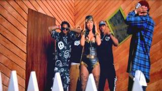 Young Money - Senile ft. Tyga, Nicki Minaj, Lil Wayne (BASS BOOSTED)
