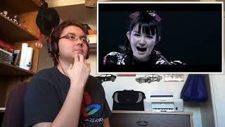 (日本語字幕)BABYMETAL - KARATE (OFFICIAL) Reaction!!!(AMAReacts)