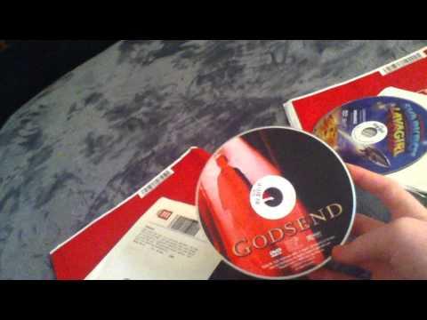 krissy vlog 2: unboxing netflix Dvds