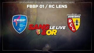 Bourg-en-Bresse - Lens
