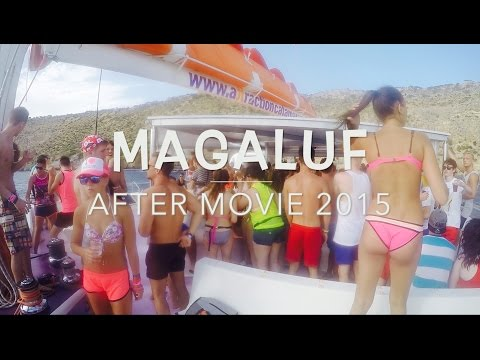 Magaluf After Movie 2015 | GoproHero4 HD