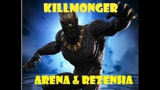 Arena Killmonger 4* Horas Finais