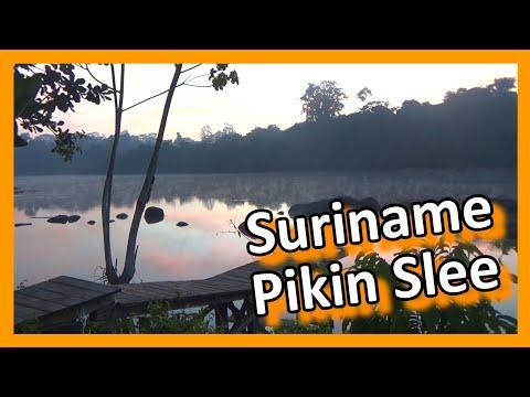 Suriname - Pikin Slee Village