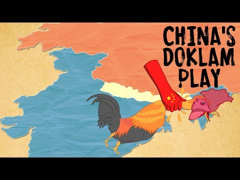 How China's Doklam