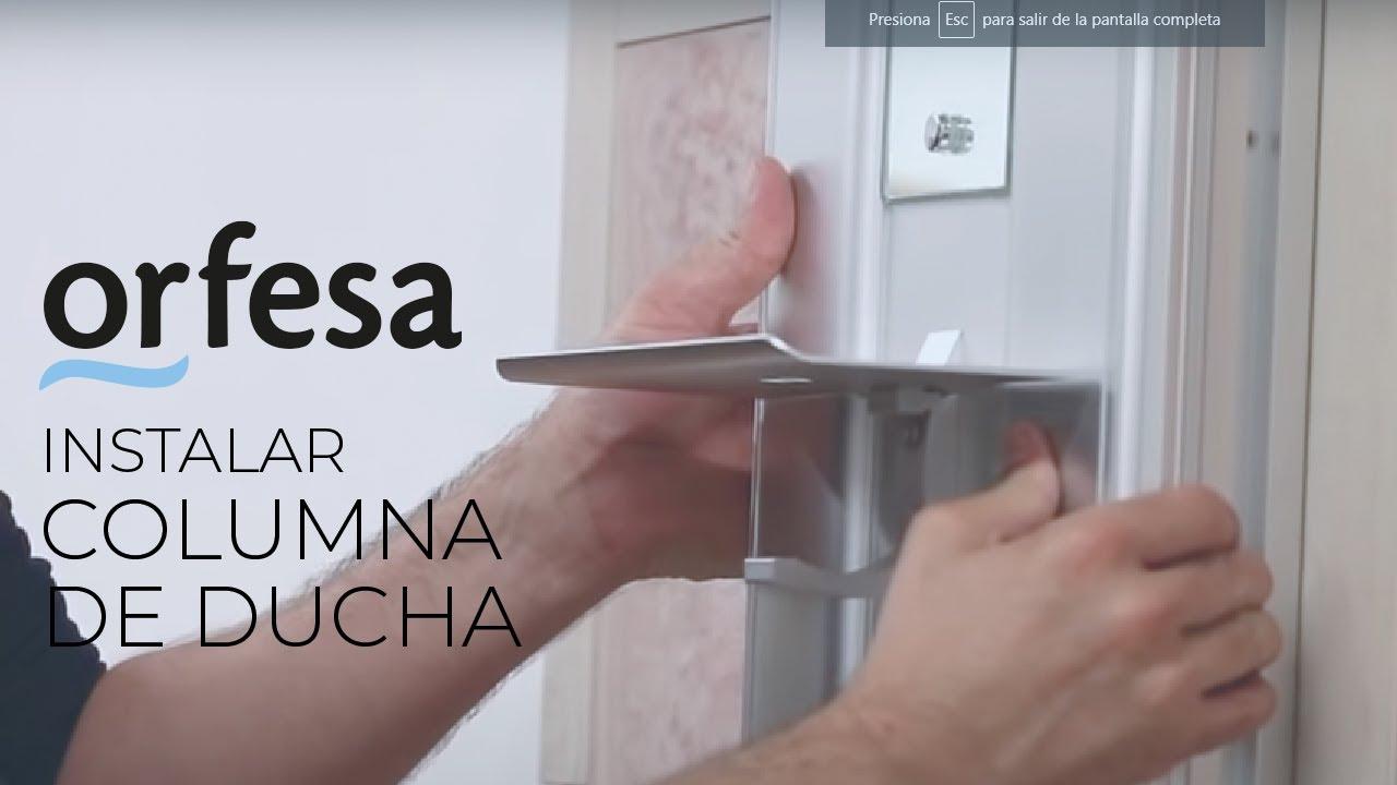 Columna Ducha - YouTube db0cefb1db0c