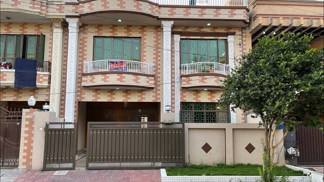 10 Marla House For Sale in PWD Housing Society Islamabad