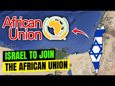 Israel joins the African Union as an observer state after being kept out for 2 decades