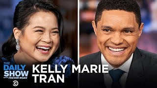 "Kelly Marie Tran - Taking on ""The Rise of Skywalker"" and Ditching Social Media 