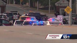 FBI update on Pensacola Naval Air Station shooting