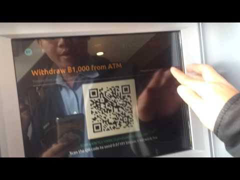 รีวิว ตู้ ATM บิตคอยน์ เครื่องแรกในประเทศไทย By... Nicknet_CZ