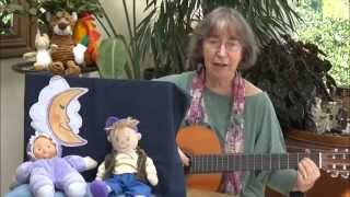 Bye, baby bunting - a lullaby and nursery rhyme