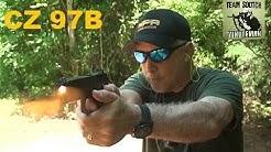 CZ 97B 45 ACP Pistol
