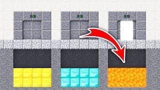 Sneaky ELEVATOR TROLLING in Minecraft