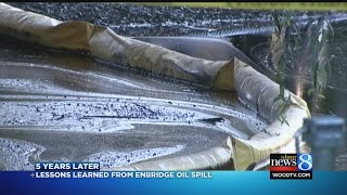 Lessons learned: Enbridge spill teaches response