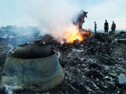 Ukraine: 295 on Malaysia Plane Shot Down