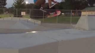 Oakdale skate montage 2015