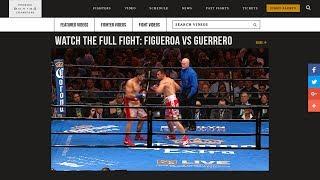 Figueroa vs Guerrero Full Fight Preview: July 15, 2017 - PBC on FOX