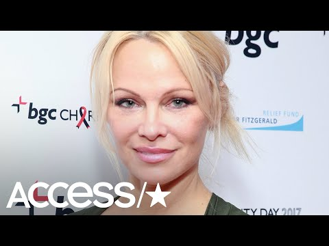 Morris Knight - Pamela Anderson Admits She Still Wears 'Baywatch' Suit 20 Years Later