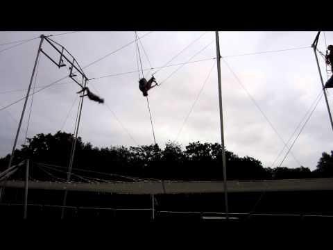 Alternative Activity #15 - Take a Trapeze Lesson (The1001Club.com)