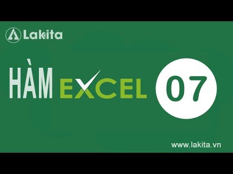 Bật mí tất tần tật về cách dùng hàm Dcount cho người mới học Excel