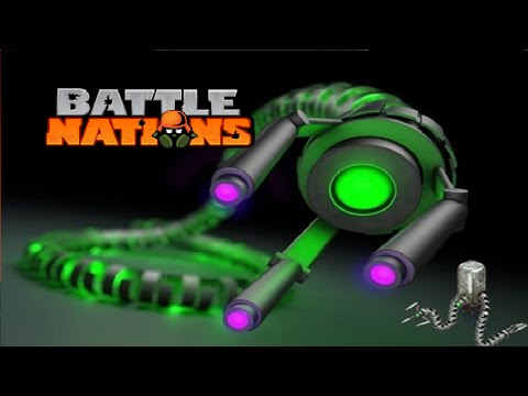 Battle Nations - Ancient Construct : Quick Kill