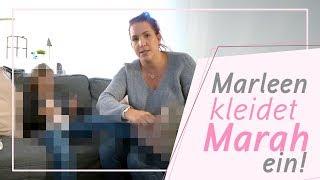 Marleen kleidet Marah ein, wie es IHR gefällt / Fashion Haul / FRAU_SEIN