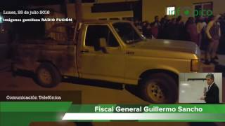 Un policia mató un cazador piquense en Lonquimay