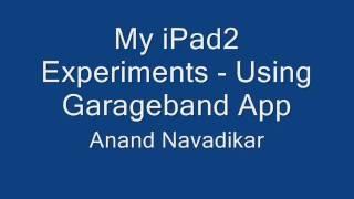 Karaoke Track - Chaand Taare Tod Laun (iPad2 & Audacity)
