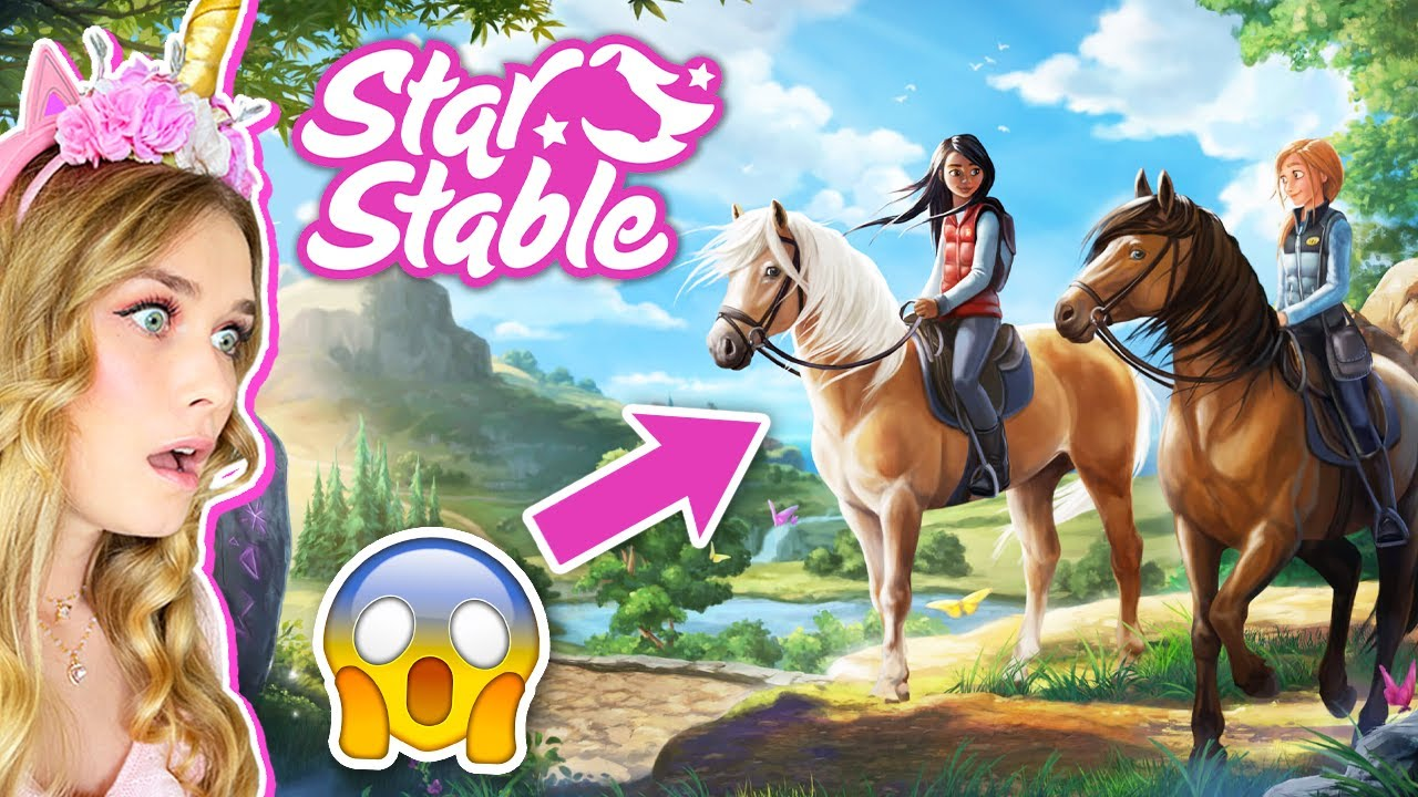 Getting The LEGENDARY HORSE In STAR STABLE!