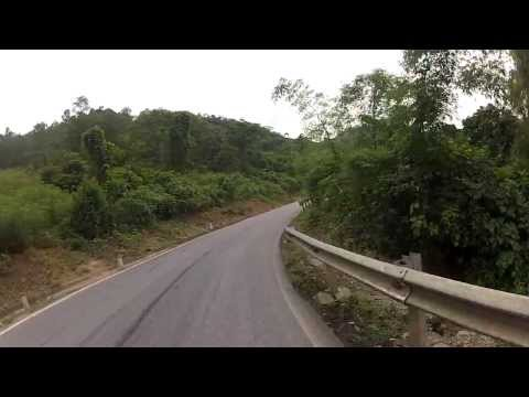 Dragon trail Vietnam Natl road 70 Lao Cai Yen Bai