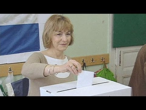 Croatians vote in first European Parliament elections